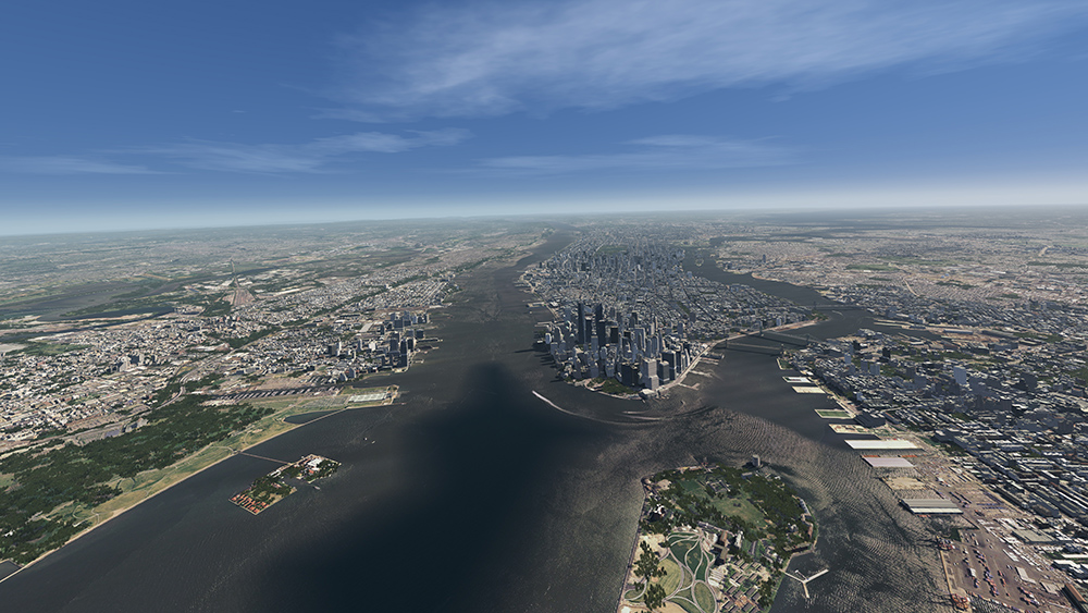 NORTHEASTERN USA FOR AEROFLY FS 2