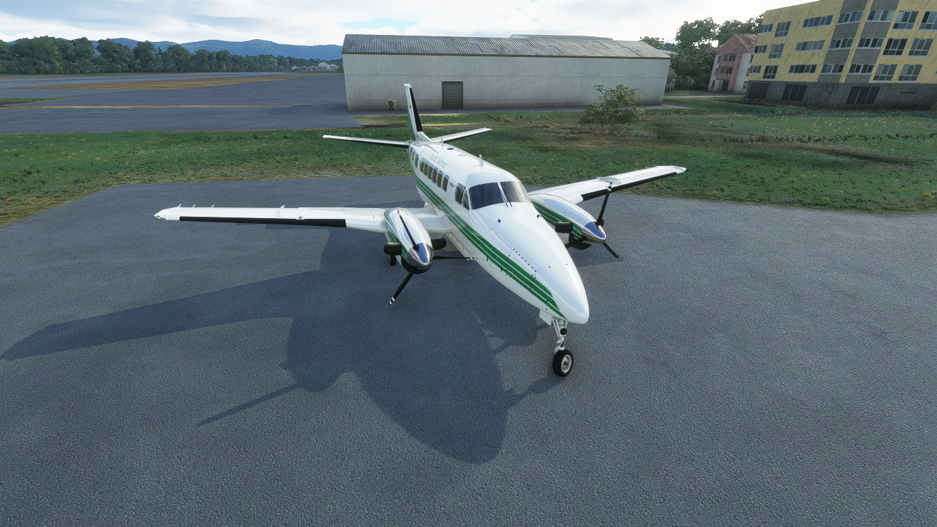 VIRTUALCOL - BEECHCRAFT MODEL 99 SERIES MSFS