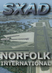 SXAIRPORTDESIGN - NORFOLK INTERNATIONAL AIRPORT FSX P3D