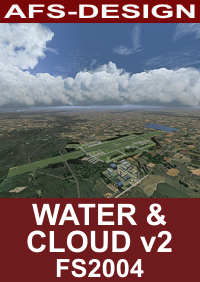 AFS-DESIGN - WATER & CLOUD 2 FS2004