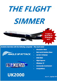 THE FLIGHT SIMMER ISSUE 01 2015