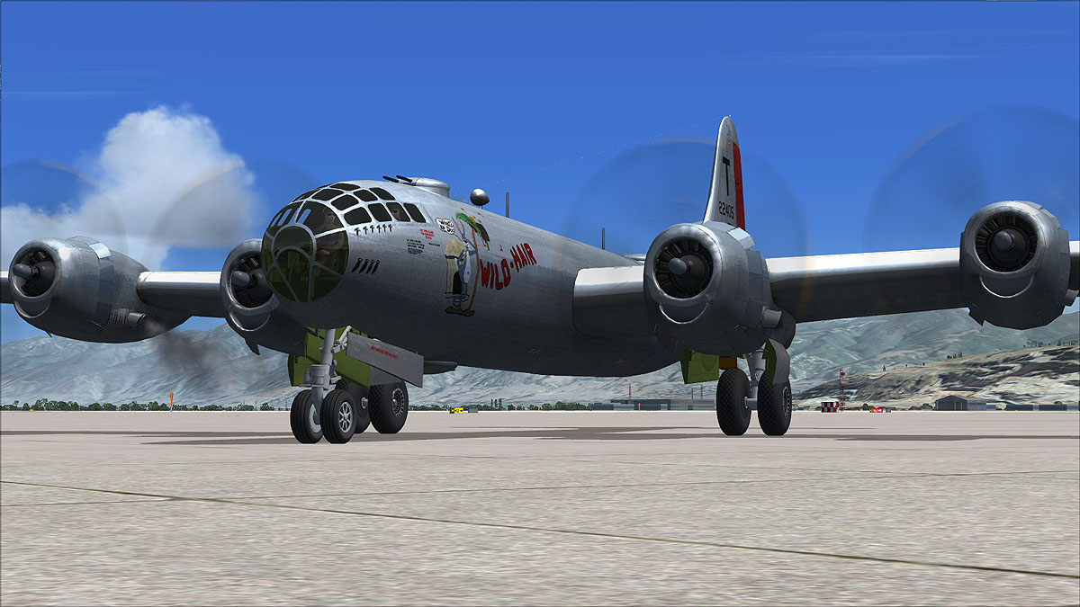 VIRTAVIA - B-29 SUPERFORTRESS P3D