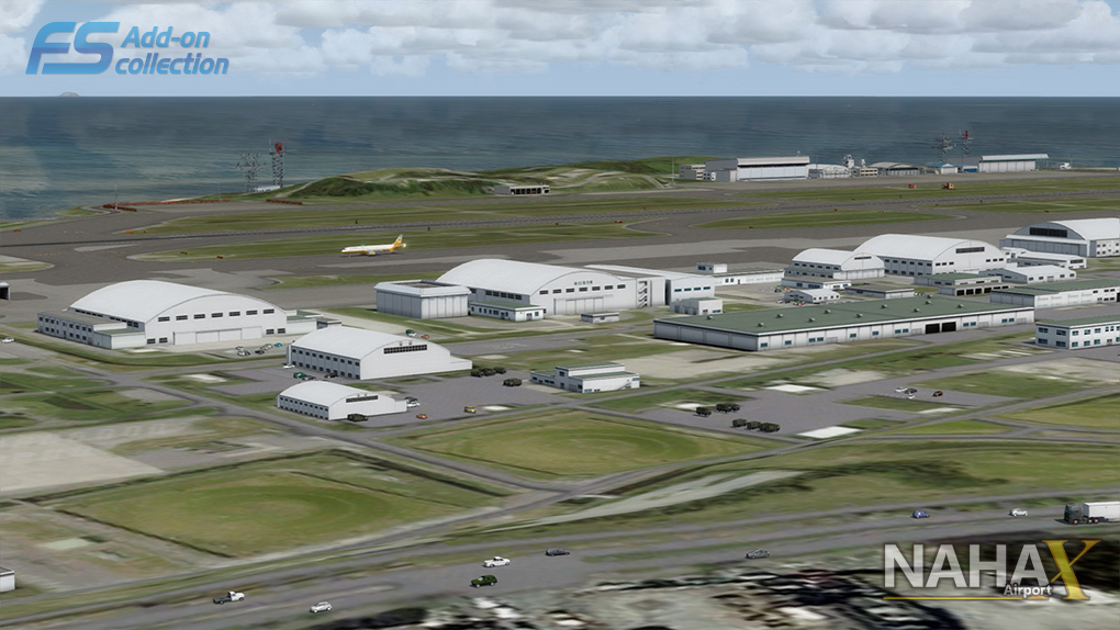 TECHNOBRAIN - FS ADD-ON COLLECTION NAHA AIRPORT FSX P3D
