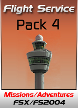 PERFECT FLIGHT - FLIGHT SERVICE - PACK 4