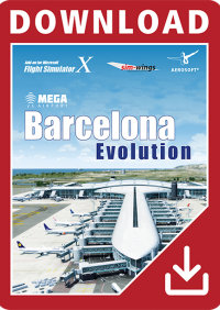 AEROSOFT - MEGA AIRPORT BARCELONA EVOLUTION FSX