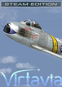VIRTAVIA - F-86F SABRE FSX STEAM EDITION