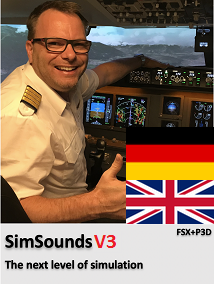 ON-NEXT DEVELOPMENT GMBH - SIMSOUNDS CREW PACKAGE: MICHAEL STEIN GERMAN/ENGLISH