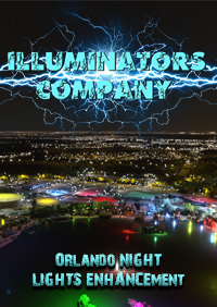 ILLUMINATORS - ORLANDO NIGHT LIGHT ENHANCED MSFS