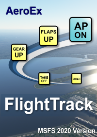AVIAEX - FLIGHTTRACK 航迹保存工具 MSFS