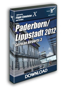 AEROSOFT - GERMAN AIRPORTS 3 - PADERBORN-LIPPSTADT X (DOWNLOAD)