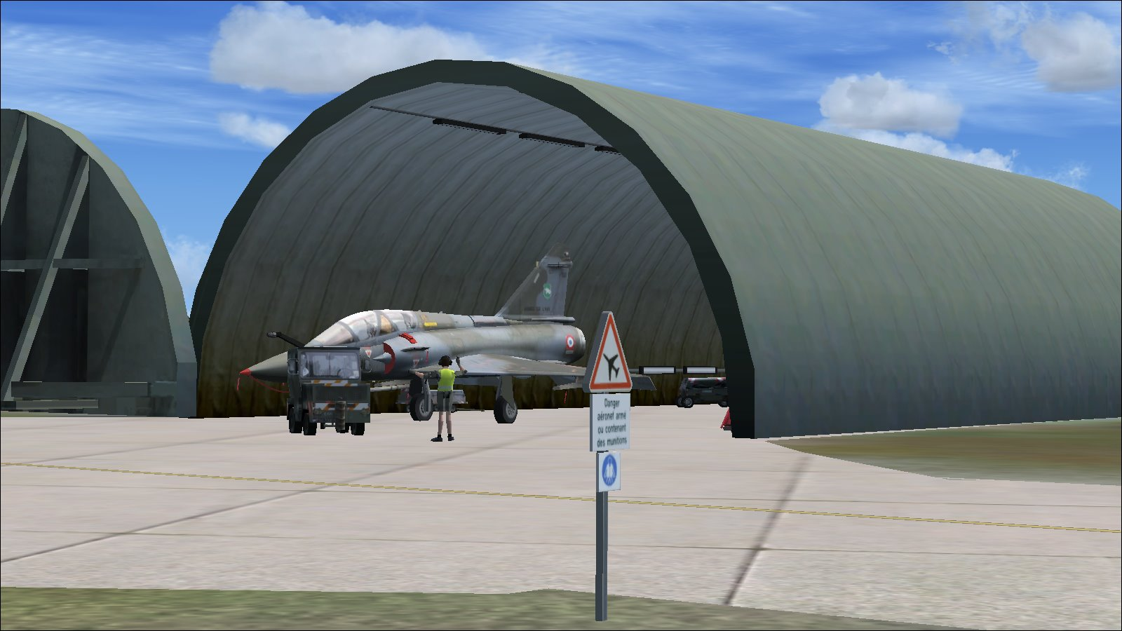 SKYDESIGNERS - FRENCH AIRBASE BA 133 NANCY OCHEY