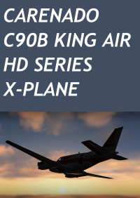 CARENADO - C90B KING AIR HD SERIES X-PLANE 10