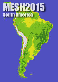 FLIGHTSIMDESIGN CHILE - MESH 2015 SOUTH AMERICA FSX P3D FS2004