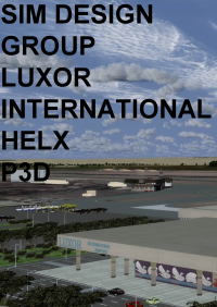 SIM DESIGN GROUP - LUXOR INTERNATIONAL - HELX P3D