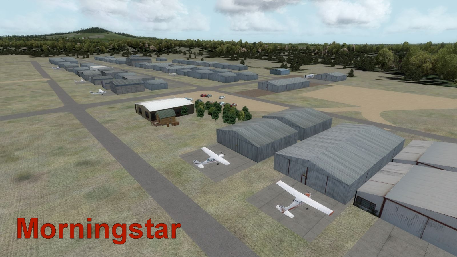 NMG - SOUTH AFRICAN SMALL AIRPORTS VOLUME 2 FSX P3D X-PLANE 10