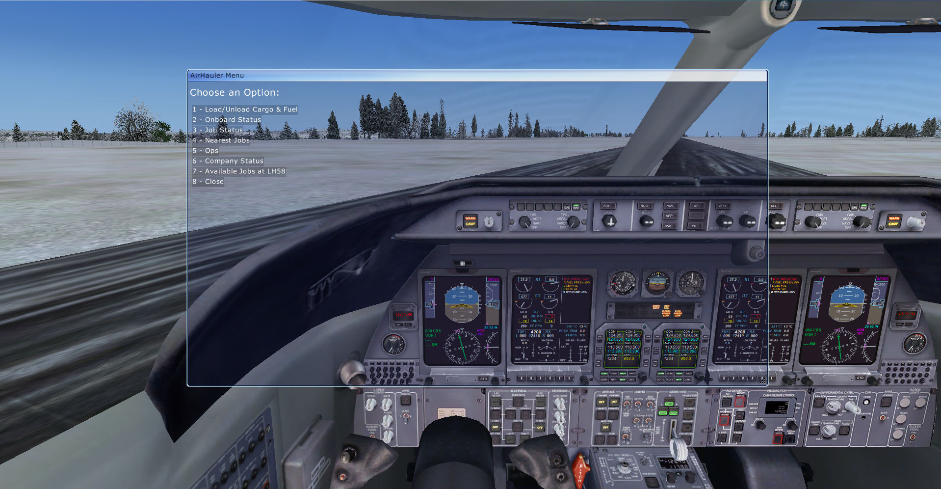 JUSTFLIGHT - AIR HAULER 2 FSX P3D