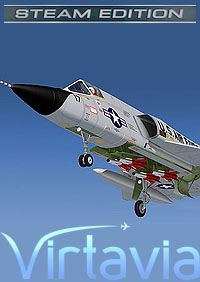 VIRTAVIA - F-106 DELTA DART FOR FSX-SE