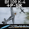 FR & WBS  DOGFIGHT SERIES - P-51K & BF-109K-4 FSX