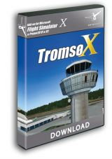 AEROSOFT - TROMSO X FSX P3D (DOWNLOAD)