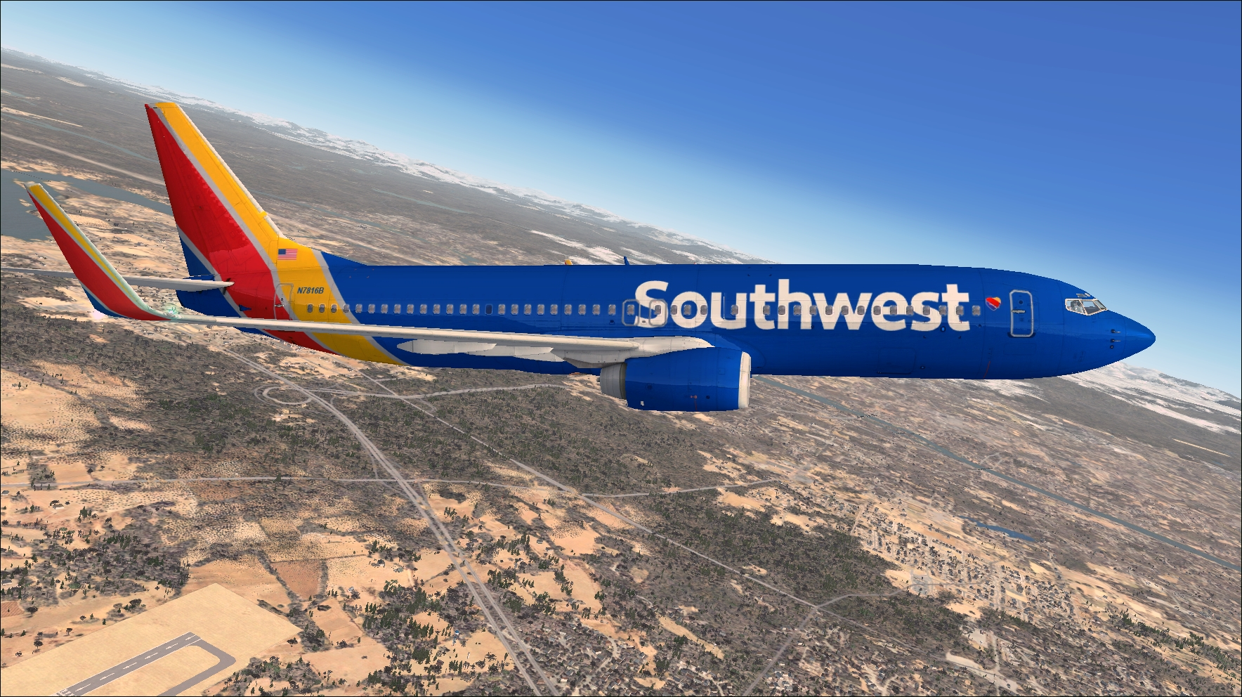 PERFECT FLIGHT - FSX MISSIONS SOUTHWEST
