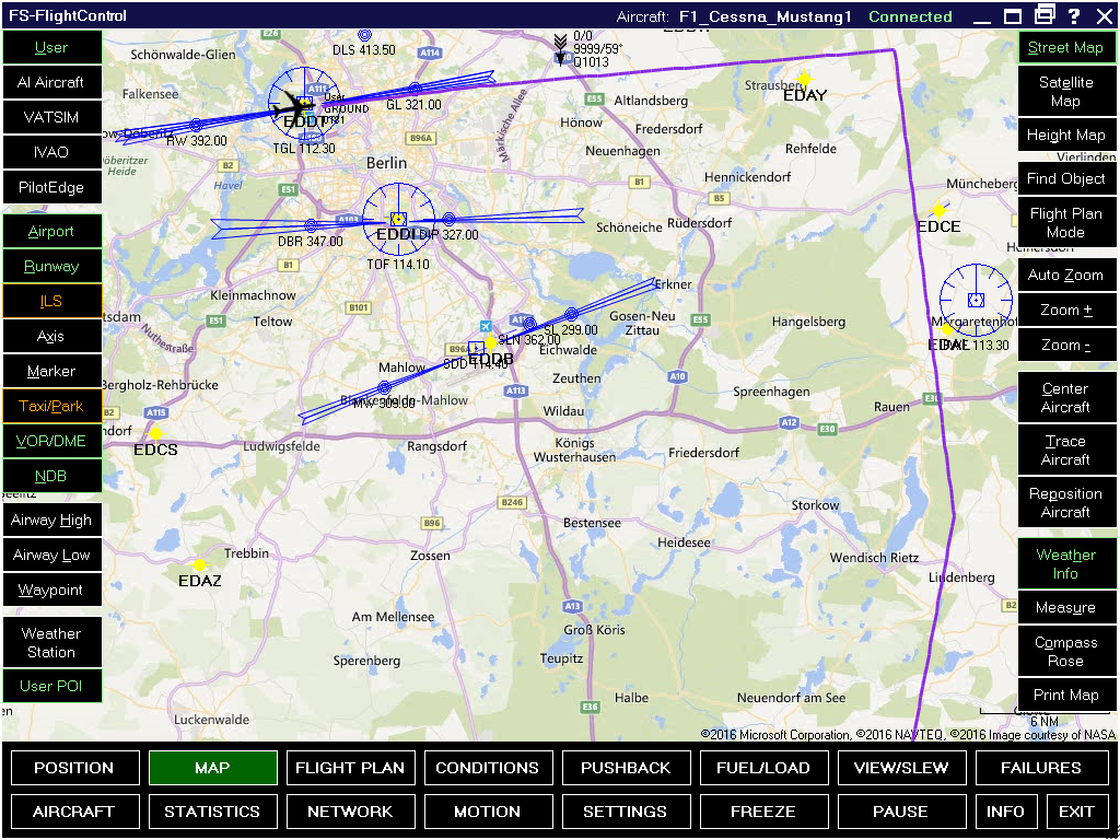 AB-TOOLS GMBH - FS-FLIGHTCONTROL INSTRUCTOR STATION (HOME LICENSE)