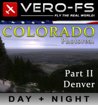 VERO - COLORADO PHOTOREAL PART 2 - DENVER - DAY + NIGHT