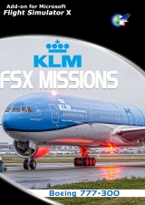 PERFECT FLIGHT - FSX MISSIONS KLM B777-300 FSX