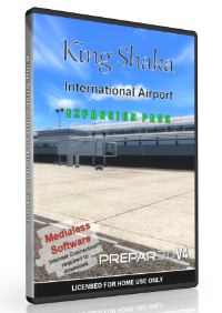 NMG SIMULATIONS - KING SHAKA INTERNATIONAL AIRPORT P3D4