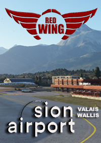 REDWING SIM - SION AIRPORT LSGS MSFS