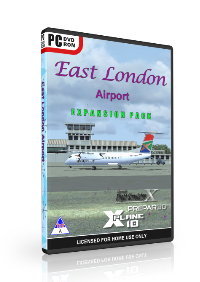 NMG - EAST LONDON AIRPORT FSX P3D X-PLANE 10