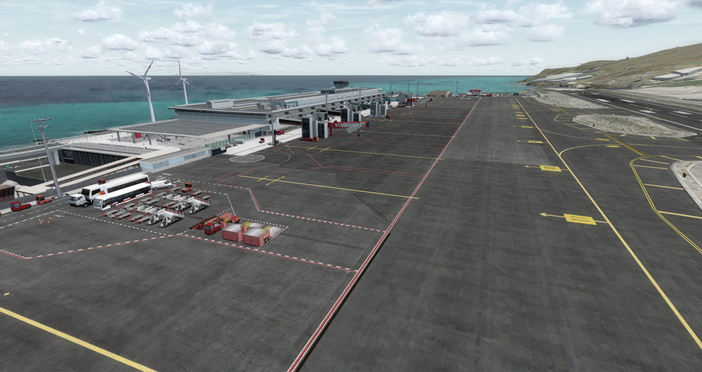 AEROSOFT - CANARY ISLANDS PROFESSIONAL - LA PALMA P3D