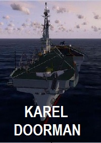 CIMOGT - HNLMS KAREL DOORMAN (R81) FSX P3D