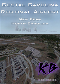 KALEEM BEATS SCENERIES - COASTAL CAROLINA REGIONAL AIRPORT - NEW BERN, NC