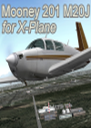 CARENADO - MOONEY 201 M20J V3 X-PLANE 10