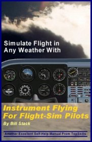 TOPSKILLS - INSTRUMENT FLYING FOR FLIGHT-SIM PILOTS PDF VERSION