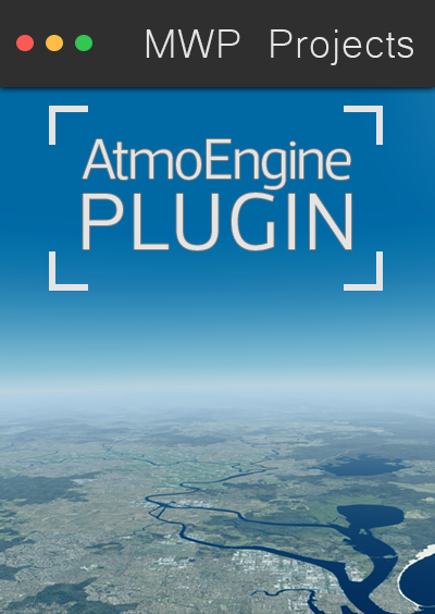 MWP PROJECTS - ATMOENGINE PLUGIN P3D4