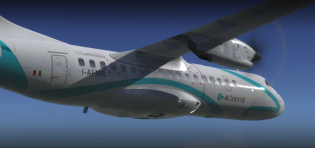 CARENADO - A42 500 SERIES FSX P3D