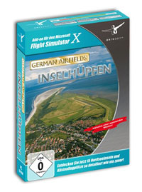 AEROSOFT - GERMAN AIRFIELDS 1 - INSELHÜPFEN (DOWNLOAD)