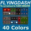 FLYINGDASH - 40 COLORS