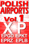 DRZEWIECKI DESIGN - POLISH AIRPORTS VOL1 XP X-PLANE 10 /11
