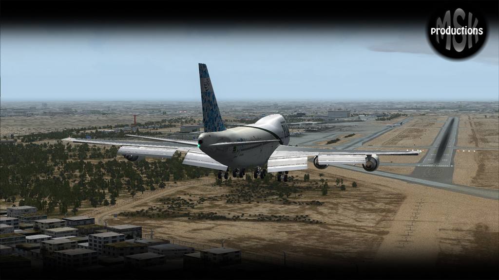 MSK - REMAKE JINNAH INTERNATIONAL AIRPORT KARACHI OPKC FSX