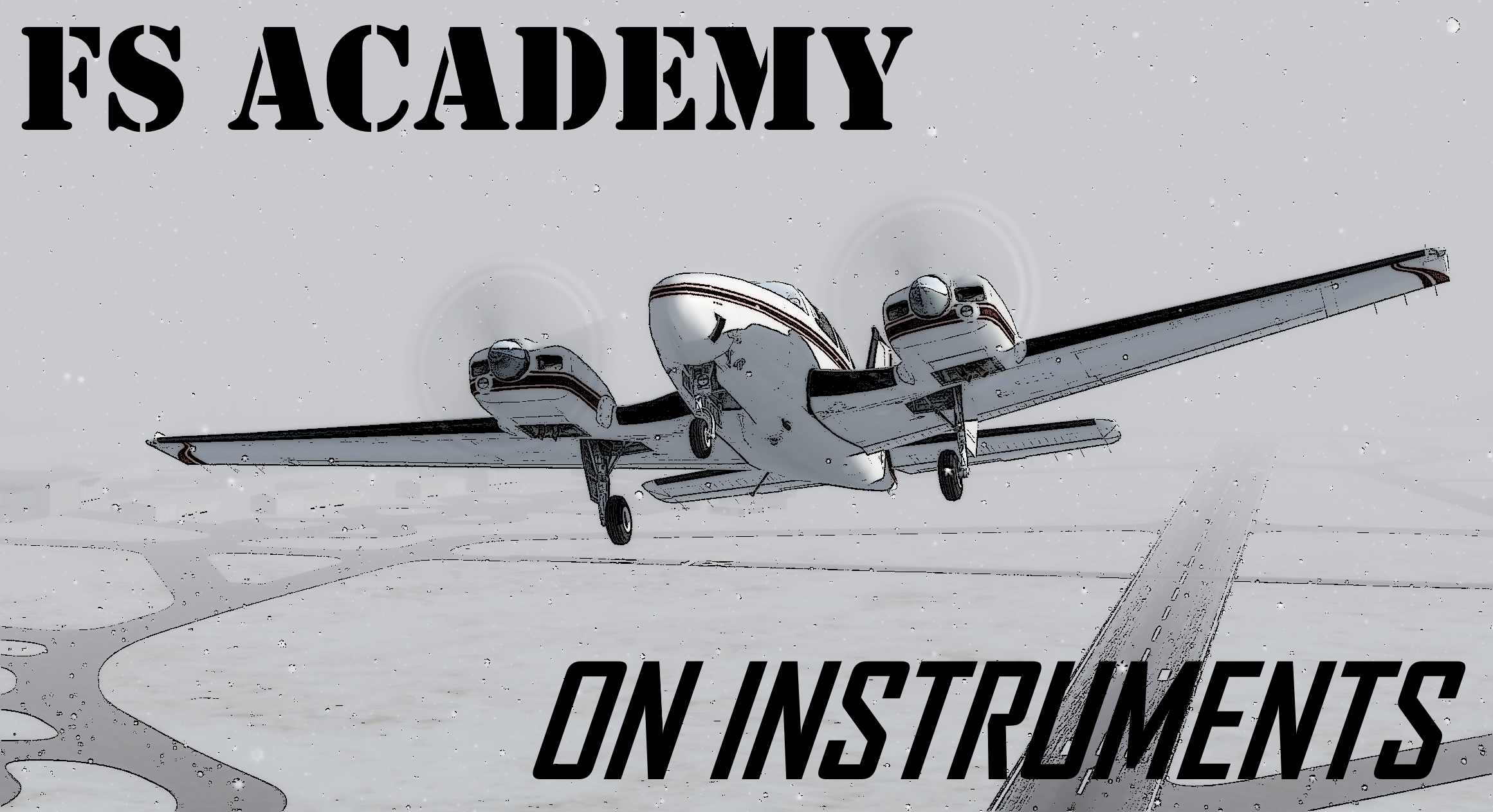 FS ACADEMY - ON INSTRUMENTS P3D