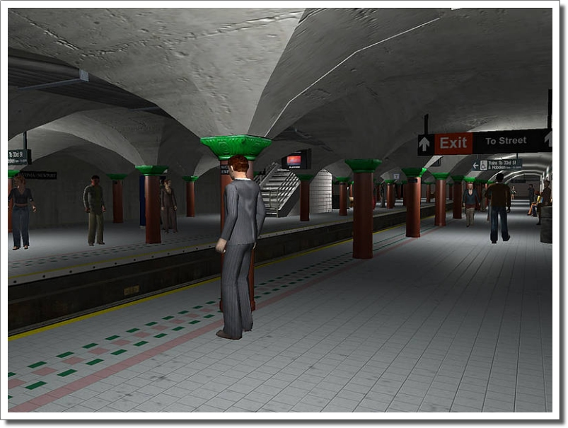 WORLD OF SUBWAYS VOL 1- NEW YORK UNDERGROUND THE PATH (DOWNLOAD)