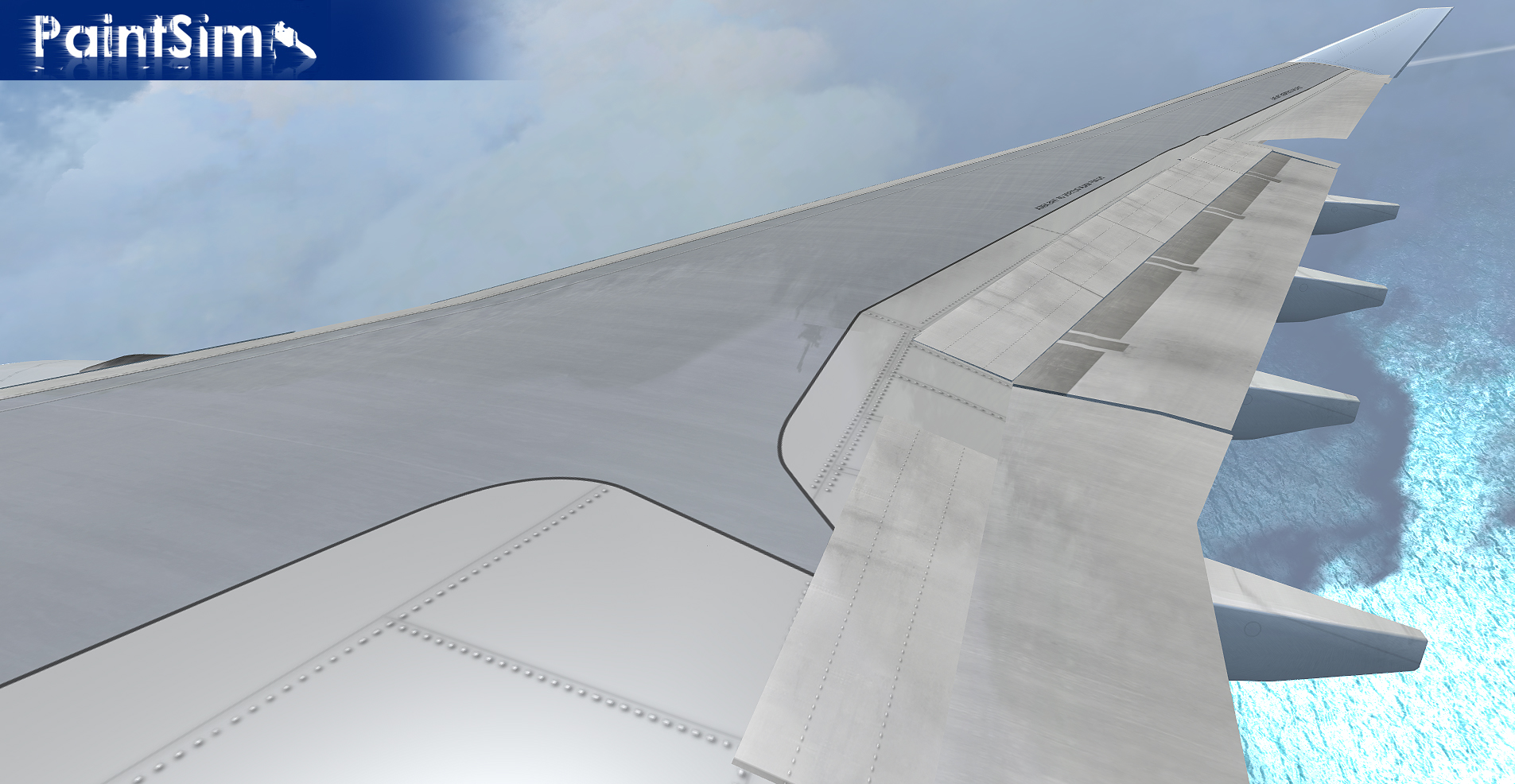 PAINTSIM - ULTRA HD TEXTURE PACK FOR WILCO AIRBUS A330-300 FSX
