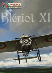 WING42 - BLÉRIOT XI 布莱里奥11号 MSFS