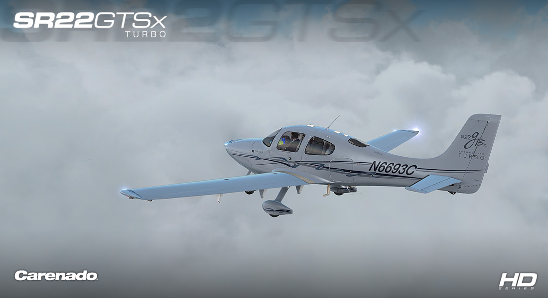 CARENADO - SR22 GTSX TURBO HD SERIES FSX P3D V2