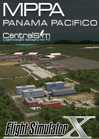 CENTRALSIM - MPPA PANAMA PACIFICO INTERNATIONAL AIRPORT FSX