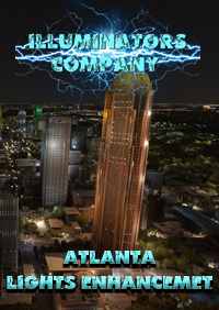 ILLUMINATORS - ATLANTA (USA) NIGHT LIGHT ENHANCED MSFS