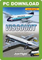 JUSTFLIGHT - VISCOUNT - LEGENDS OF FLIGHT (DOWNLOAD)