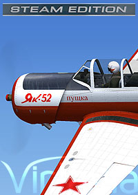 VIRTAVIA - YAKOLEV YAK-52 - FSX STEAM EDITION